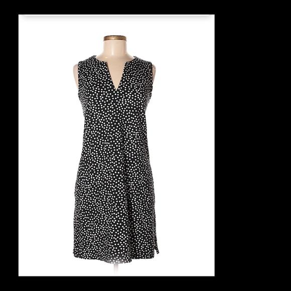 fe6f0a97 Lands' End Dresses & Skirts - Lands' End Polka Dot Summer Cotton Dress Size